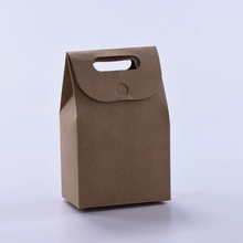 Customization Kraft Paper Food Box