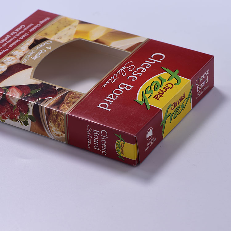 Economical Custom Design Cooking Material Packaging Box